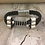 Thumbnail: Leather Electric Guitar String Bracelet Black