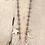 Thumbnail: Silver Sun, Moon, & Stars Necklace
