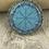 Thumbnail: Blue Helm Of Awe Pin/Pendant