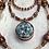 Thumbnail: 4 Strand Dream Horse Necklace
