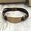 Thumbnail: Brown Deerskin Lace Amore Bracelet