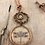 Thumbnail: Copper Celtic Dragonfly Necklace