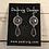 Thumbnail: Silver Dream Horses Earrings