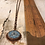 Thumbnail: Copper Azure Tri Fitheach Necklace