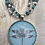 Thumbnail: 3 Strand Celtic Dragonfly Necklace