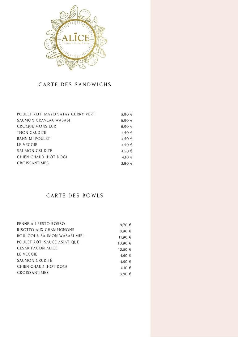 Vert Nourriture Liste des prix (5)-min.j