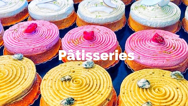 pâtisseries maison villepreux