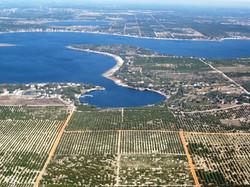 Crooked Lake Aerial