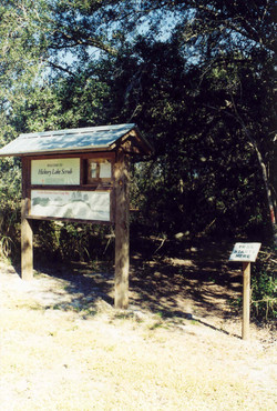 Hickory Lake Scrub Trailhead