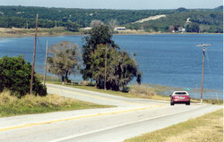 Lake Moody Curve