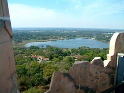 View West Mountain Lake