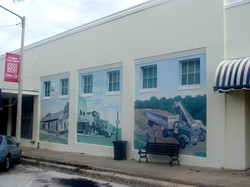 Haines City Mural