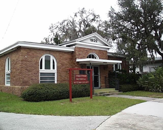Frostproof Historical Museum