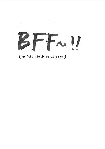BFF Cover