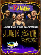 The F Street Project Playbill for June 2
