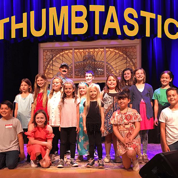 Musical Theatre Classics for Kids - Winter 2020