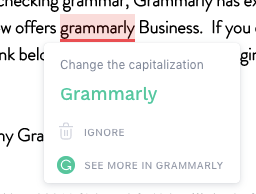 Grammarly, an Essential Tool in Your Writer's Toolkit