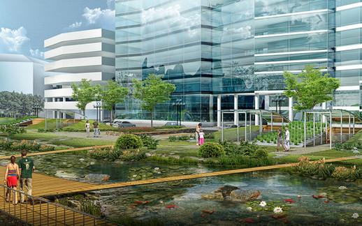 Landscape architecture >