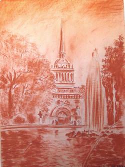 St.Petersburg art practice