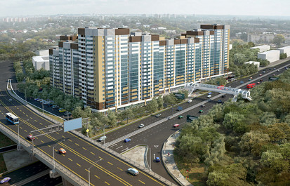 Apartment buildings >