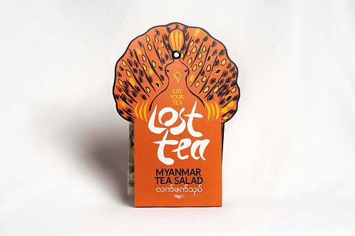 Fermented Tea Salad Kit