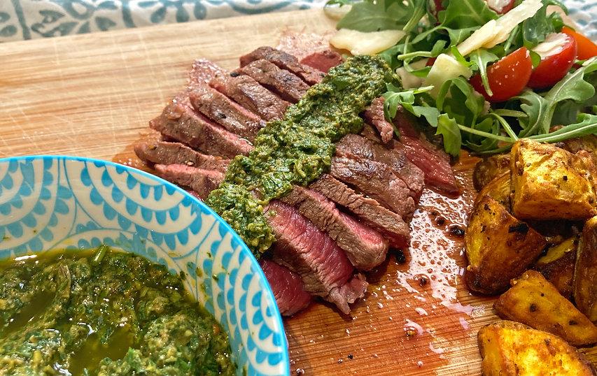 Steak with Spicy Lahpet Sauce 2.jpg