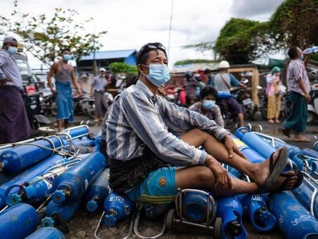 Myanmar Covid Update