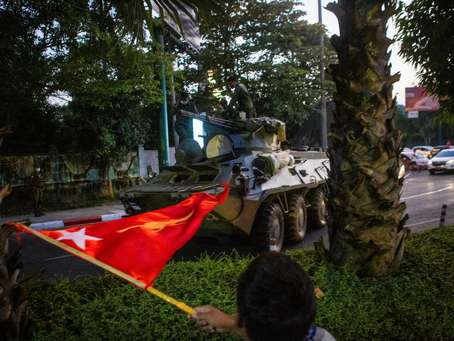 The Coup: A View From Yangon