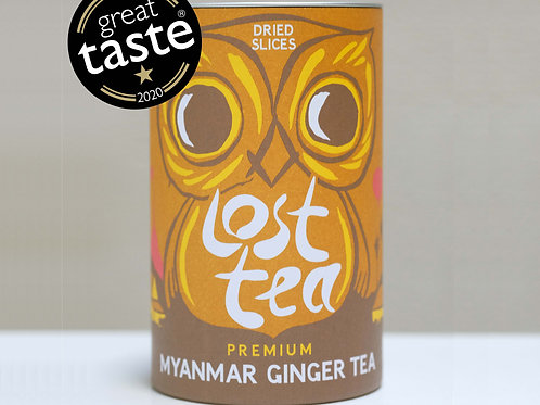 Loose Ginger Tea