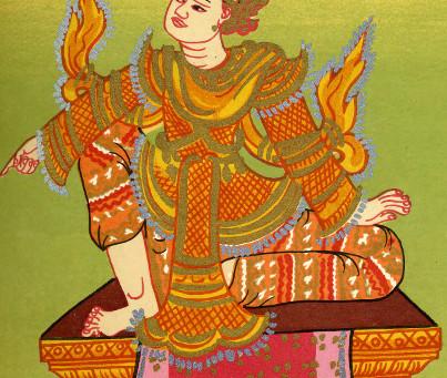 THE HISTORY OF TEA IN MYANMAR