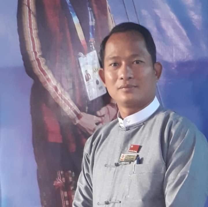 Zaw Myat Linn, the second party member to die in custody