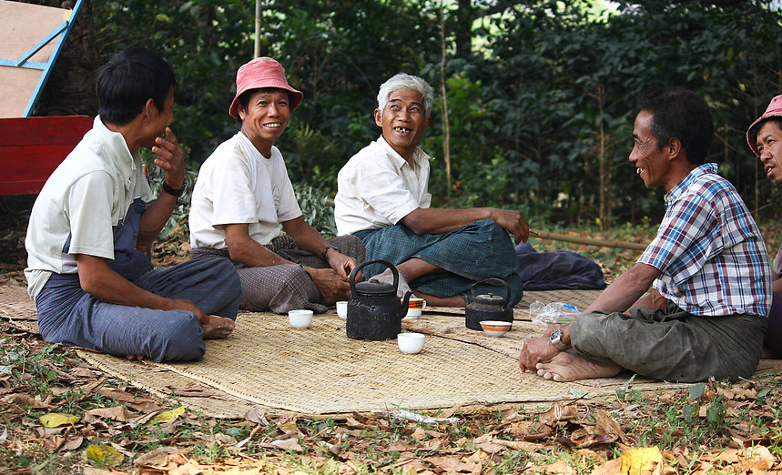 Group of Men Drinking Tea Myanmar.jpg