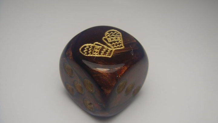 Mittens Dice (5 pack)