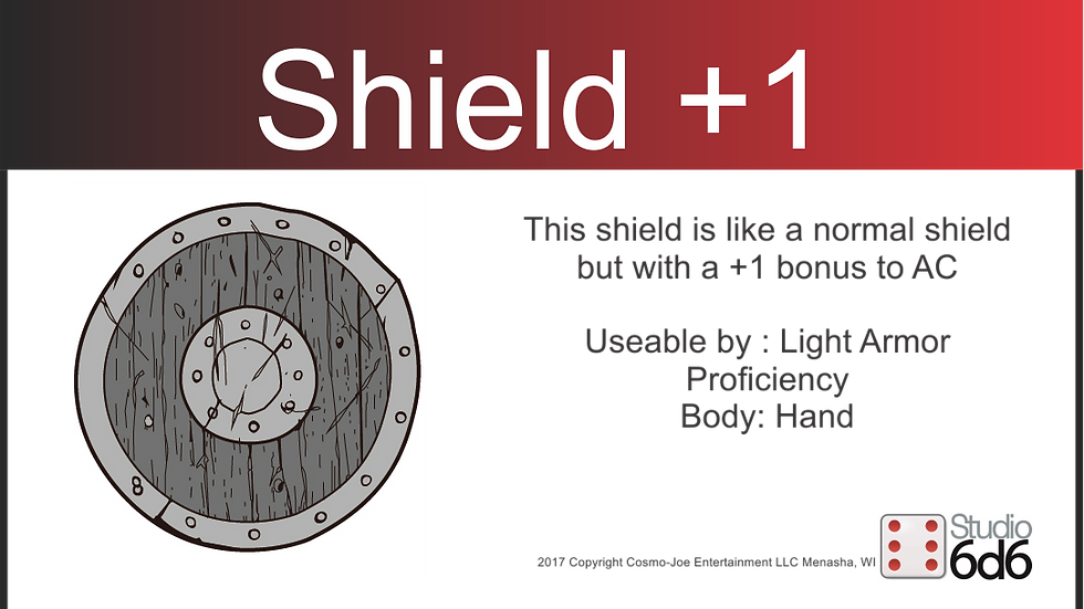 RPEX Pin, Shield +1