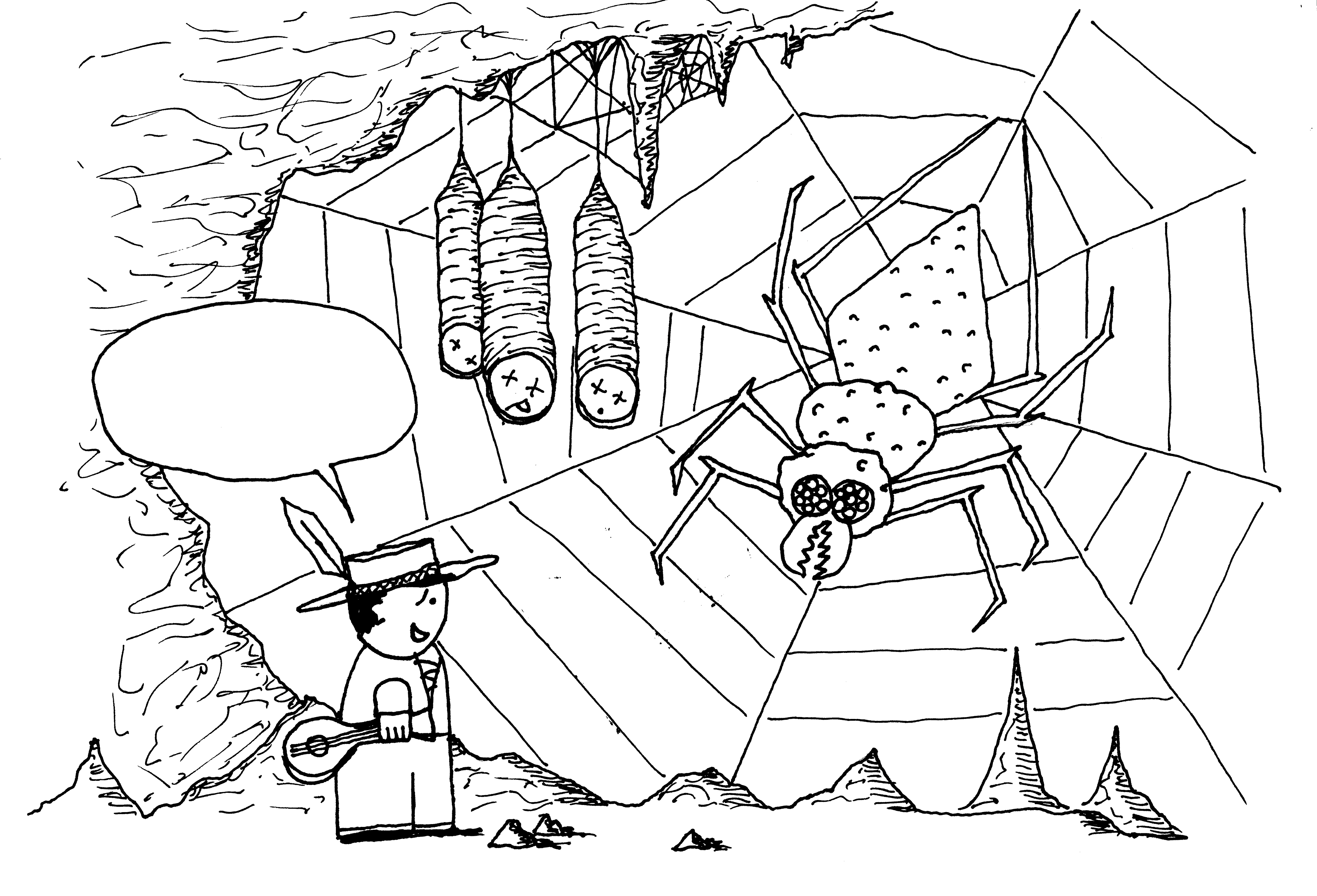 Terra's Cave 10 AM