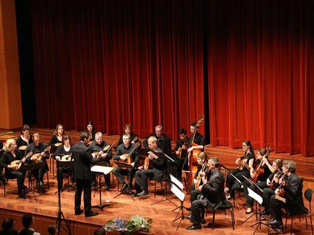 Eröffnungskonzert des eurofestival-zupfmusik in Bruchsal
