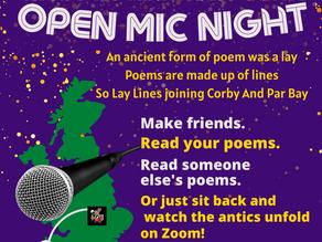 Poetry workshop write up