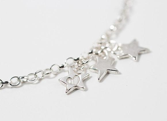 Orions Belt bracelet