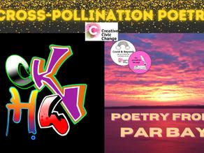 Cross-Pollination Poetry Open-Mic night.