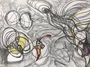 Online Doodle workshops.