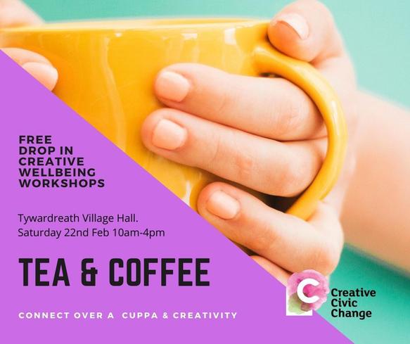 Drop in Creative Workshops Tywardreath (
