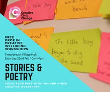 Drop in Creative Workshops Tywardreath.p