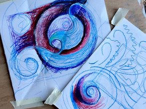 Doodle, Draw and Design Workshop