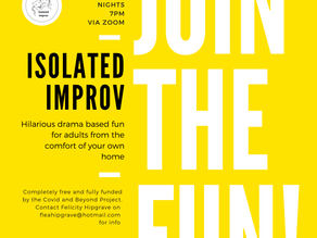 Join the Improv fun