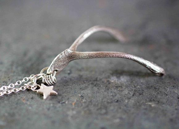 Wishbone Pendant