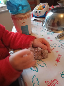 RECreate session 4 paper clay making 2.j