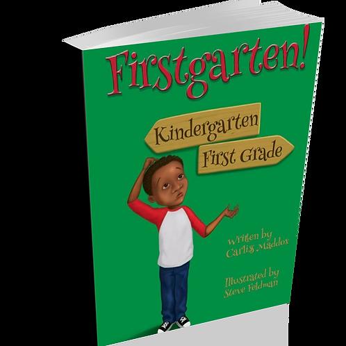 Firstgarten - Paperback, Children's Book
