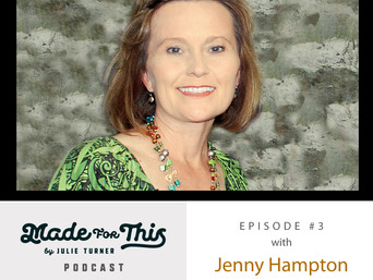 Made For This: My Conversation with Jenny Hampton...