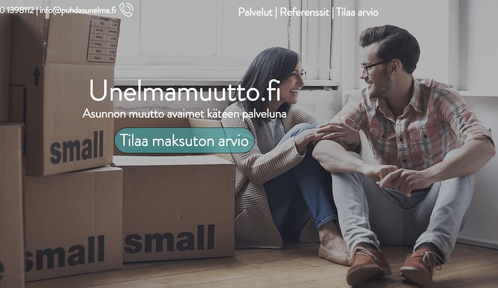 unelmamuutto.fi