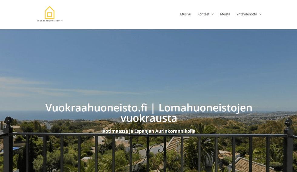 vuokraahuoneisto.fi